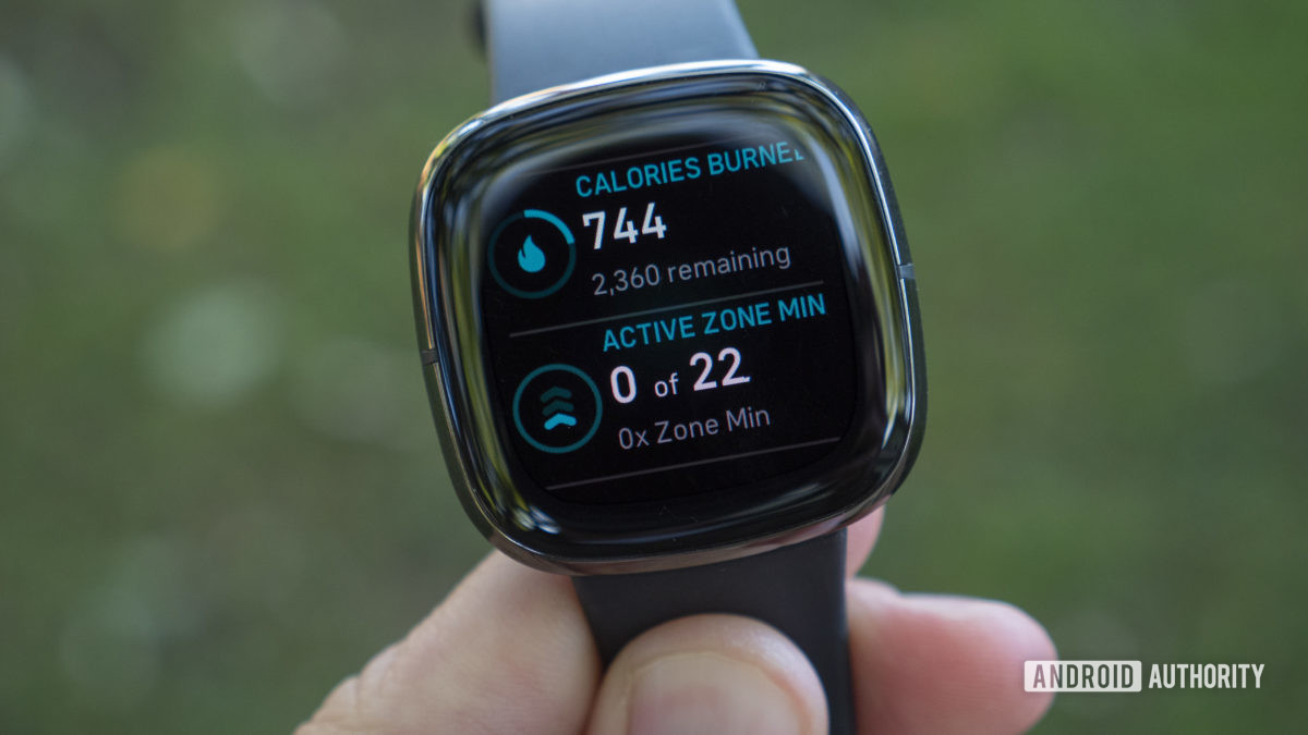 how to track calories burned
