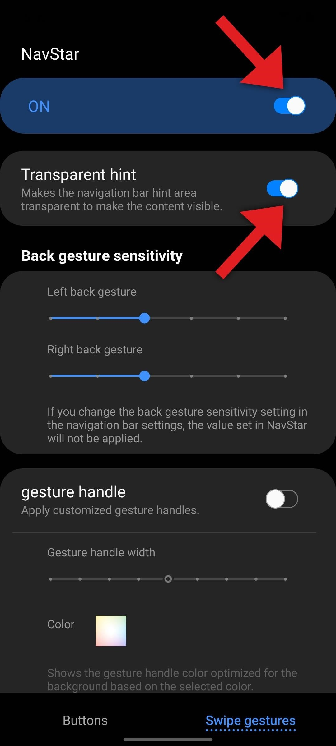 How to Remove the Black Bar Under Your Galaxy's Keyboard