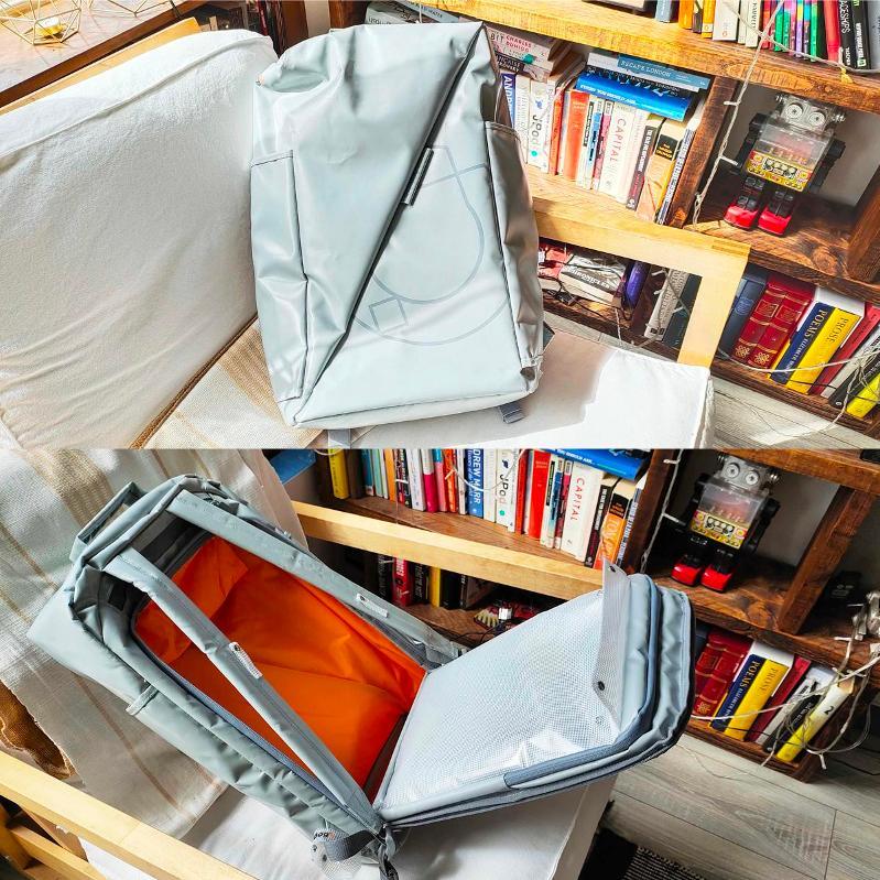 RiutBag+ Easy-Clean 15in Laptop Backpack