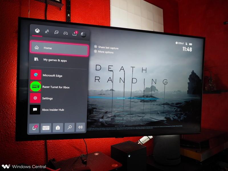 Microsoft Edge For Xbox