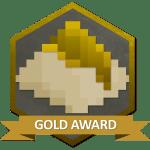 Nasi Lemak Tech Gold Award