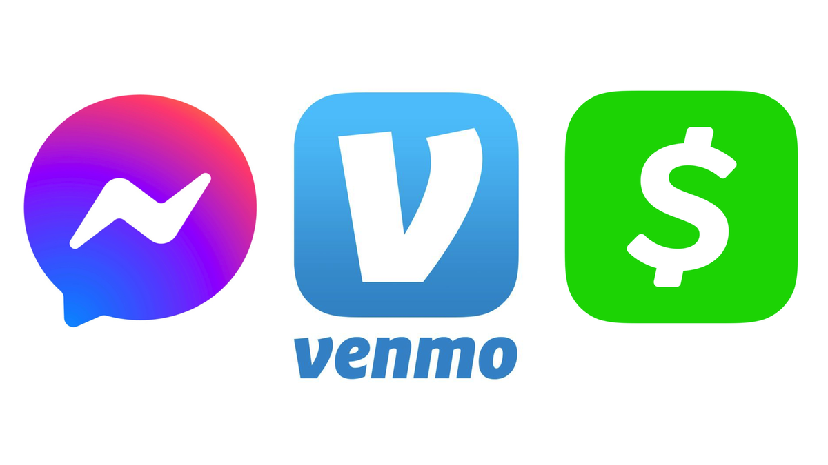 payment apps, messenger, venmo, cash app