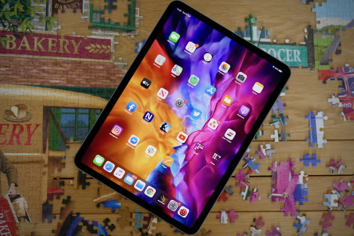 iPad Pro 2020 Screen