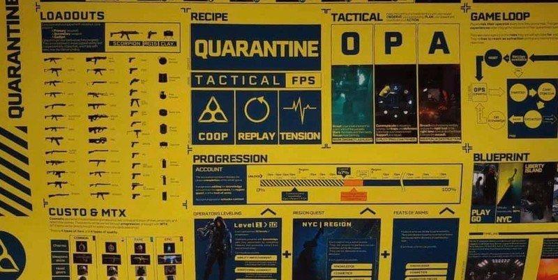 Rainbow Six Quarantine Leak