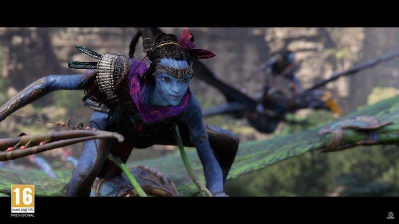 Avatar Flying