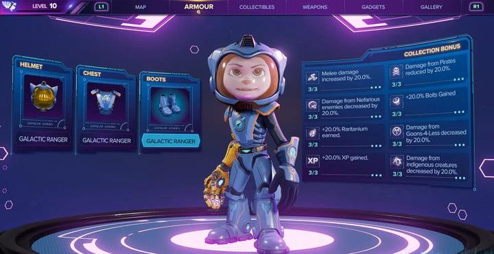 Ratchet & Clank Rift Apart -Galactic Ranger