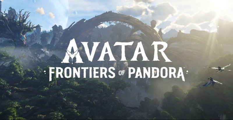 Avatar Frontiers Of Pandora Key Art Screenshot