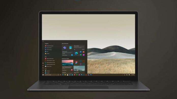 Windows 10 redesign