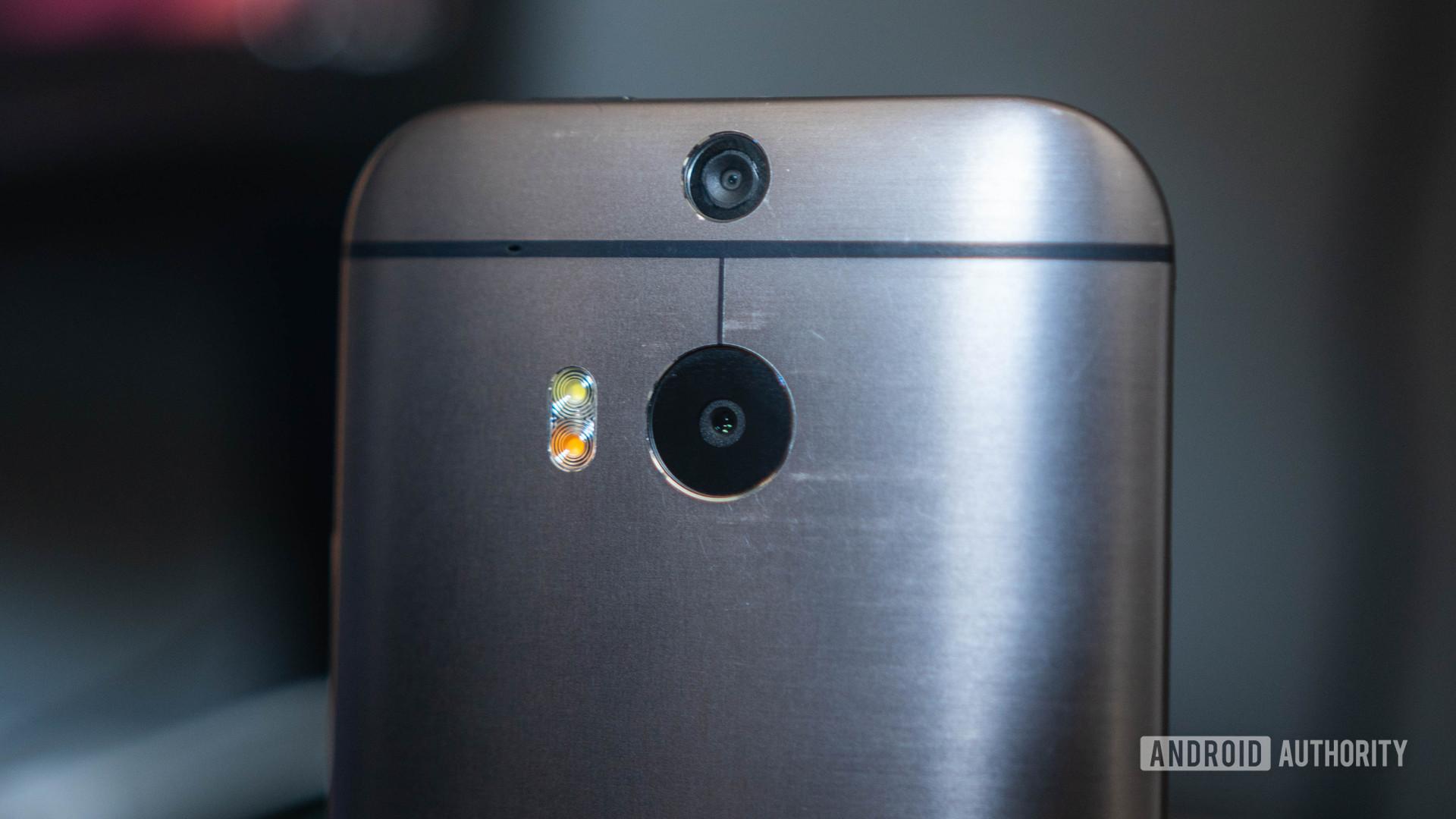 HTC One M8 rear camera shot