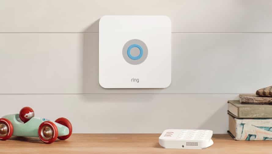 Ring Alarm (2nd Generation) Base Station and Keypad