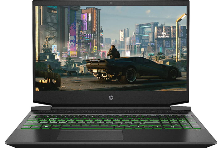 The HP Pavilion 15 gaming laptop (newer model).