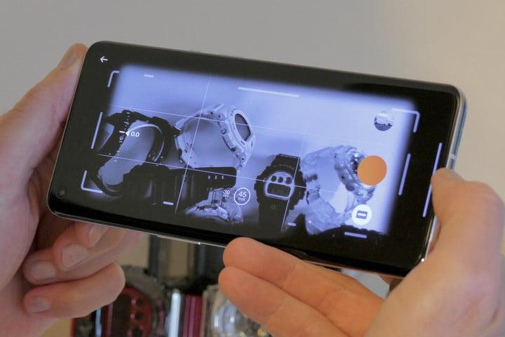 XPan Mode on the OnePlus 9 Pro.