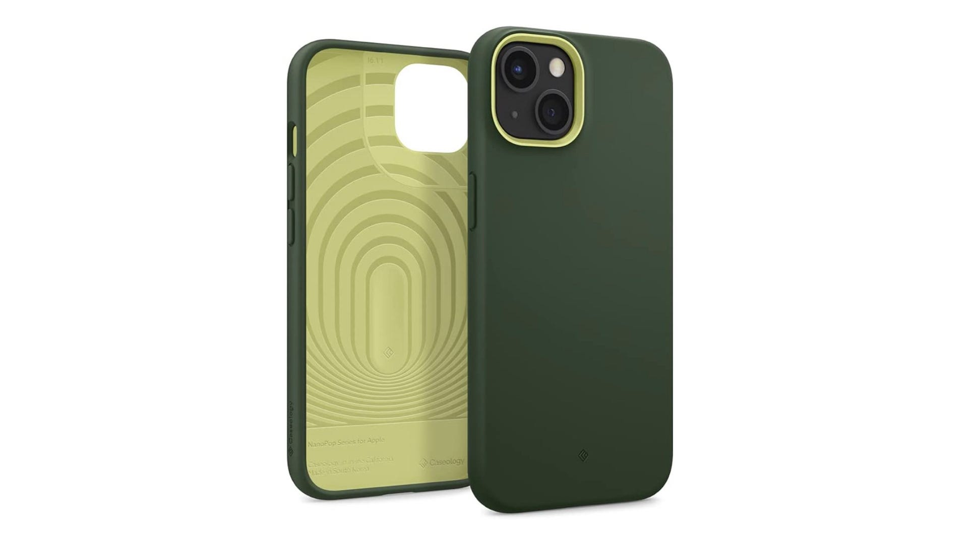 Caseology iPhone 13 Pro case