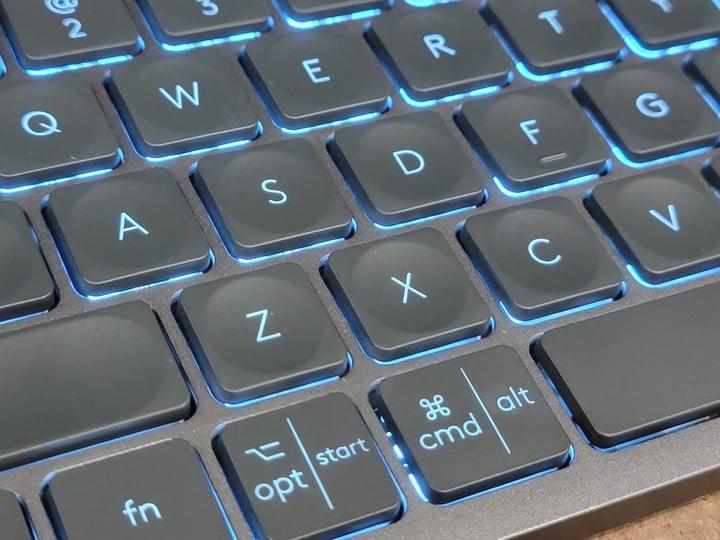 Logitech MX Keys Mini supports Windows and Macs.