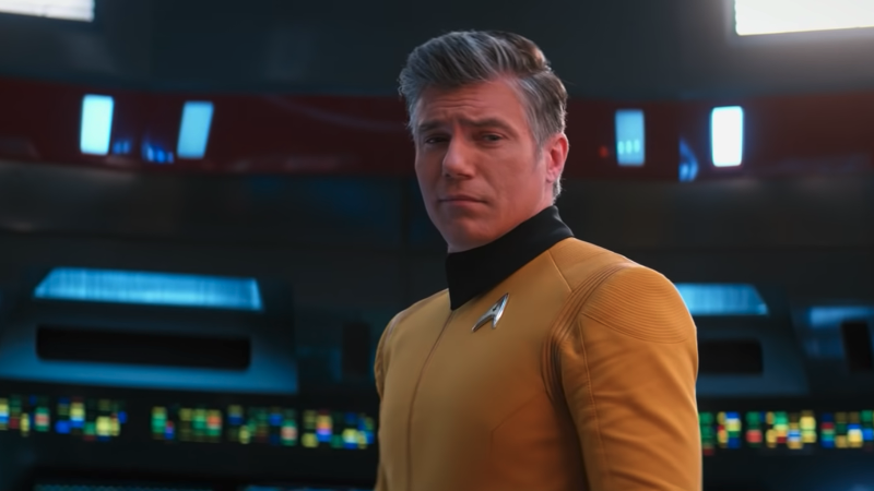 Star Trek: Strange New Worlds rumours