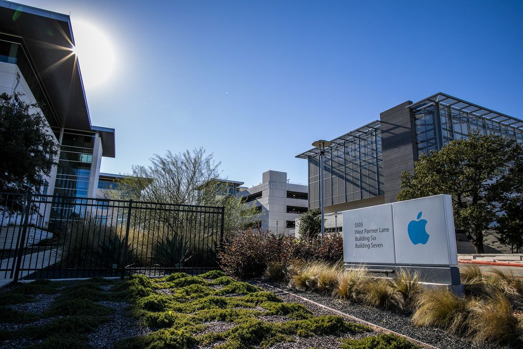 """Apple Inc. has told its Austin campus workers that it is """"actively monitoring"""" legal challenges, supports employees' rights to make their own decisions regarding reproductive care and offers benefits enabling out of state travel for medical care if it is unavailable in their home state."""