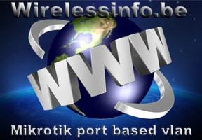 port based vlan