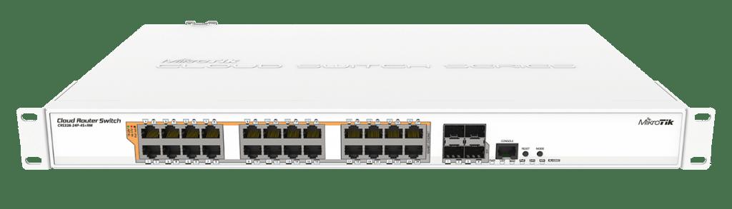 VLAN filtering configuratie
