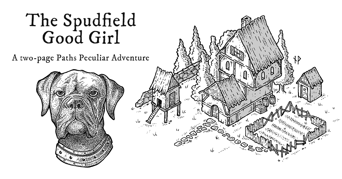 The Spudfield Good Girl – free D&D adventure