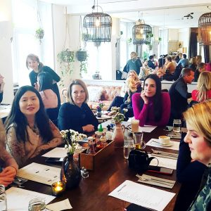Blogger Brunch November 2018 Photo 1