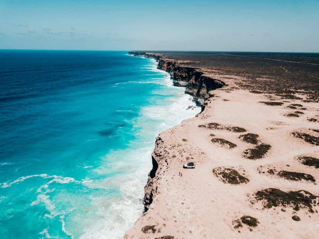 Bunda cliffs