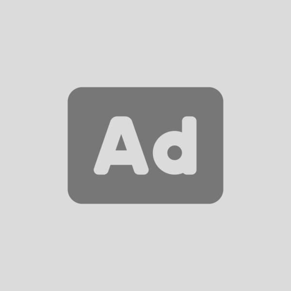 Grafische vormgeving advertentie