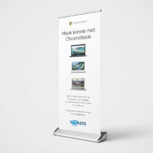 Grafische vormgeving banner