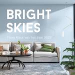 Bright Skies; Flexa Kleur van het Jaar 2022
