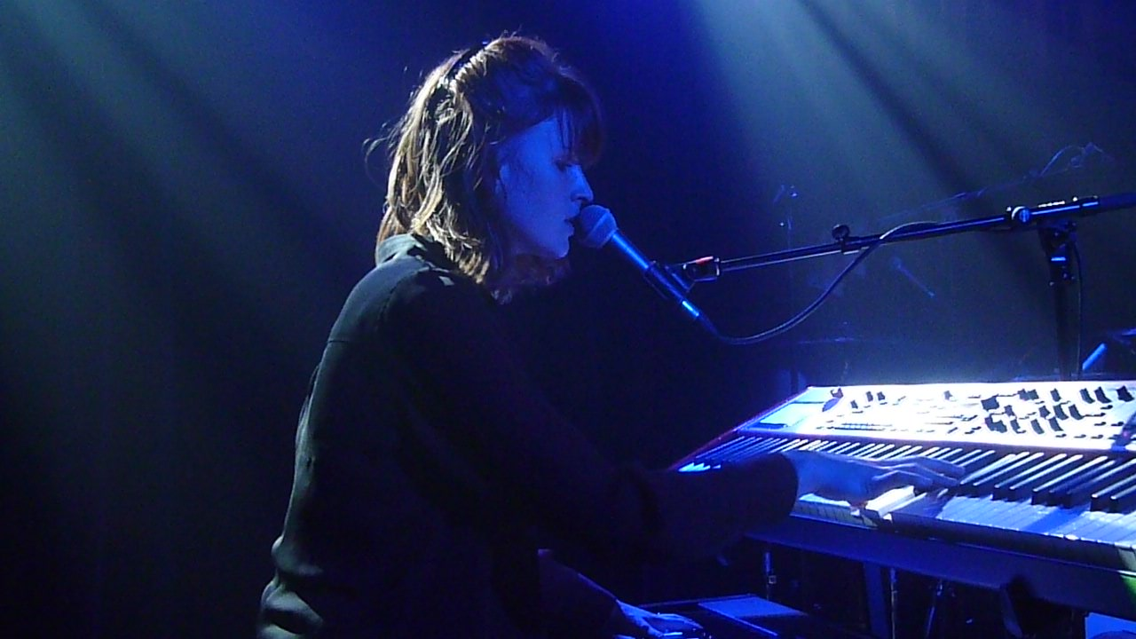 Heather of The Jezabels