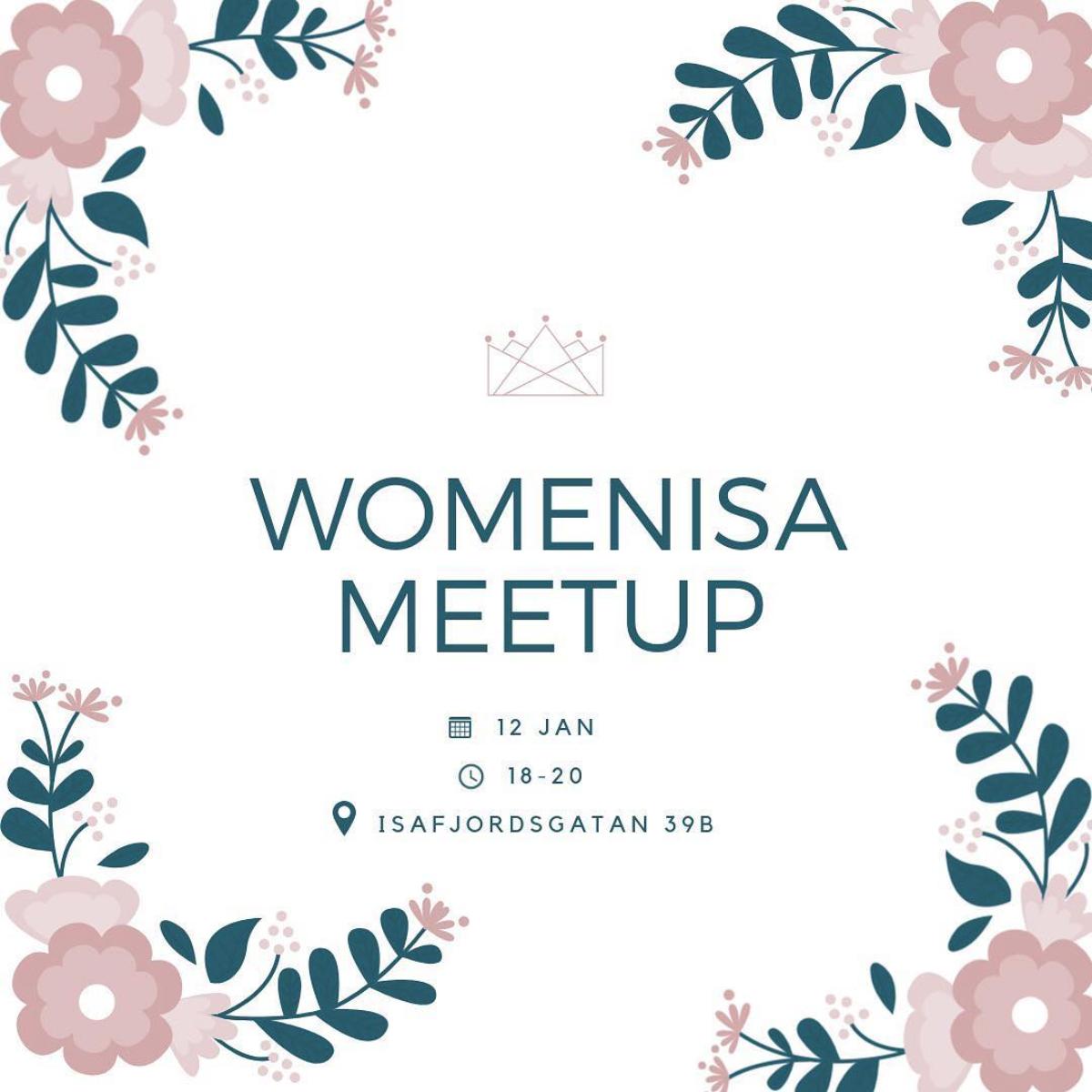 Womenisa meetup