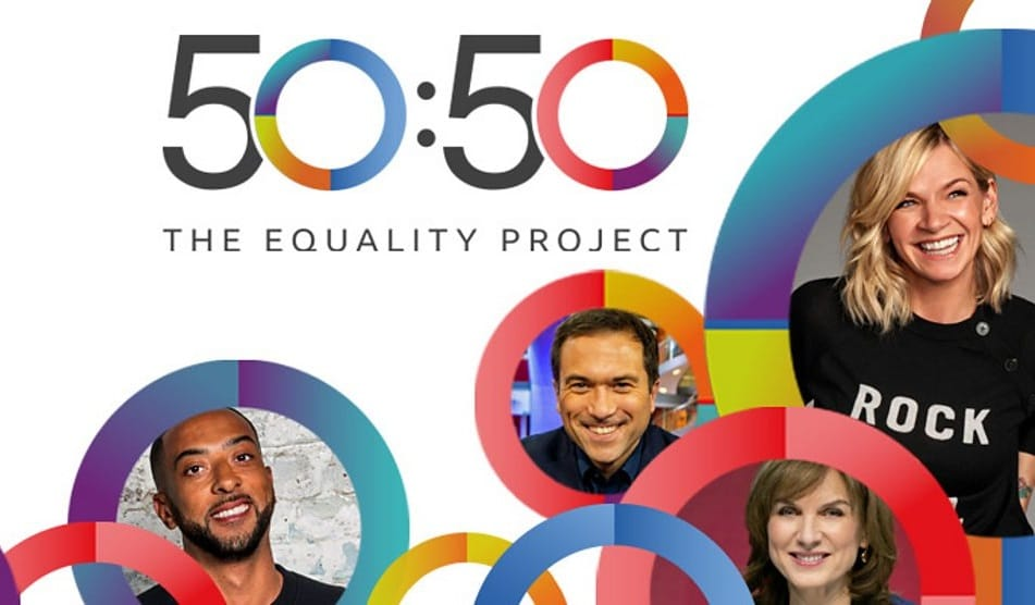 50:50 The Equality Project