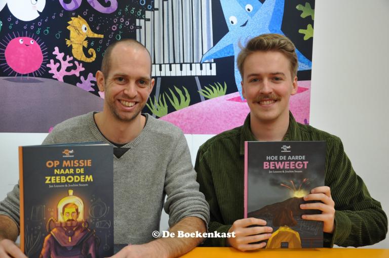 Signeersessie Boekenbeurs Antwerpen 2019