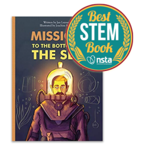 NSTA best stem book award