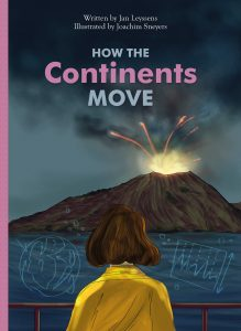 Bookcover How the continents move
