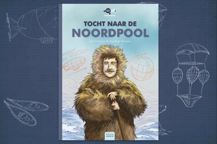 Tocht naar de Noordpool