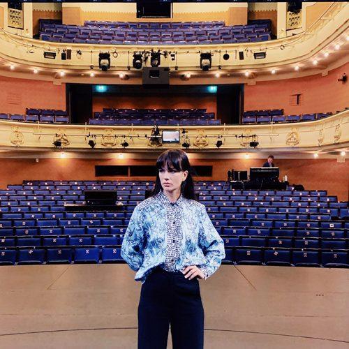Emilia på Den Nationella teaterscenen i Bergen.