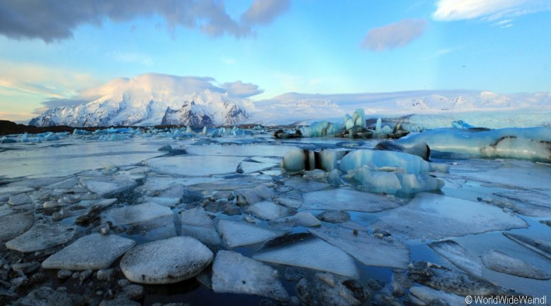 Island, Jökulsárlón