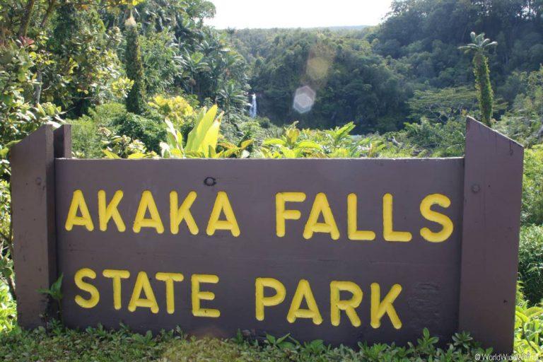 Big Island 175- Akaka Falls State Park