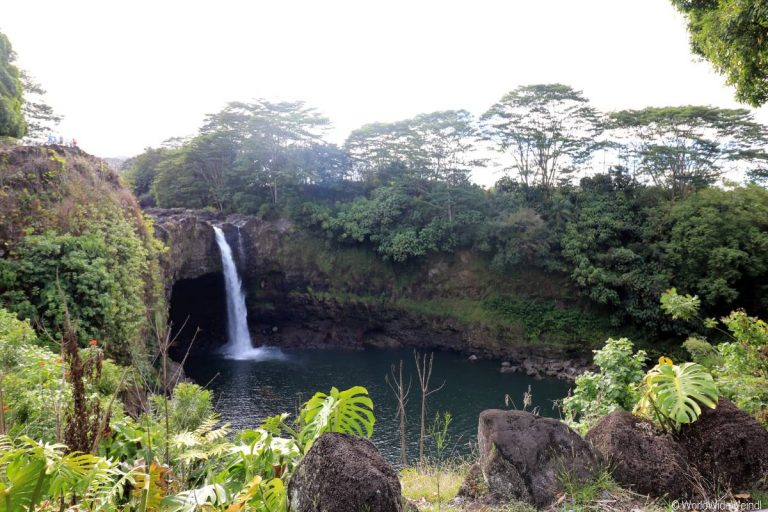 Big Island 195- Rainbow Falls
