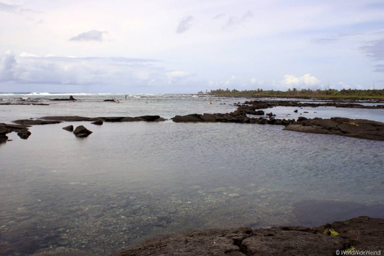 Big Island 220- Kapoho Tide Pools