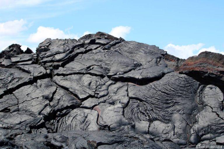 Big Island 290- Volcanos Nationalpark Lava