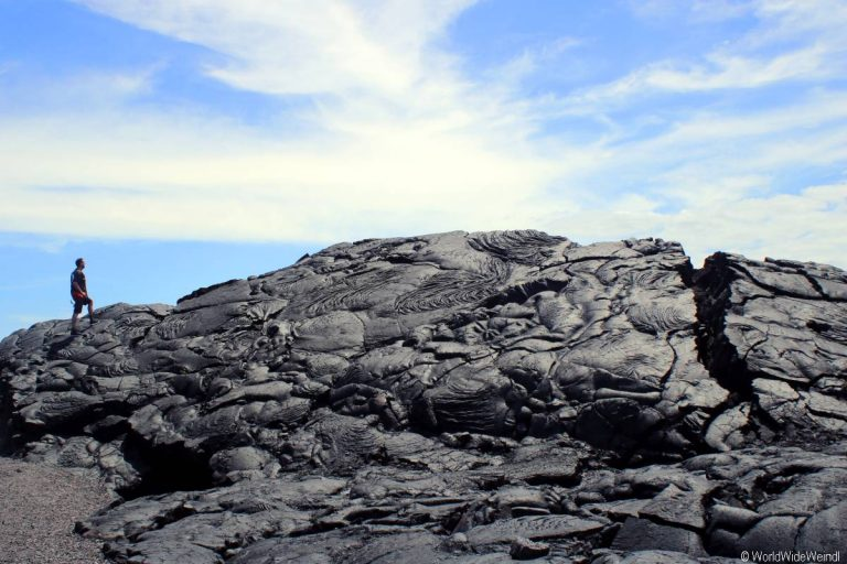 Big Island 305- Volcanos Nationalpark Lava