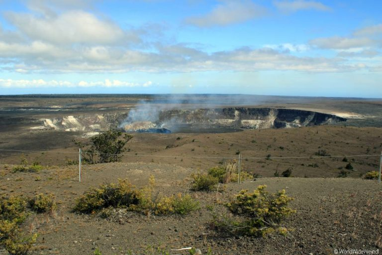 Big Island 340- Volcanos Nationalpark Kilauea Caldera