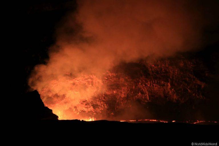 Big Island 465- Volcanos Nationalpark Kilauea Caldera