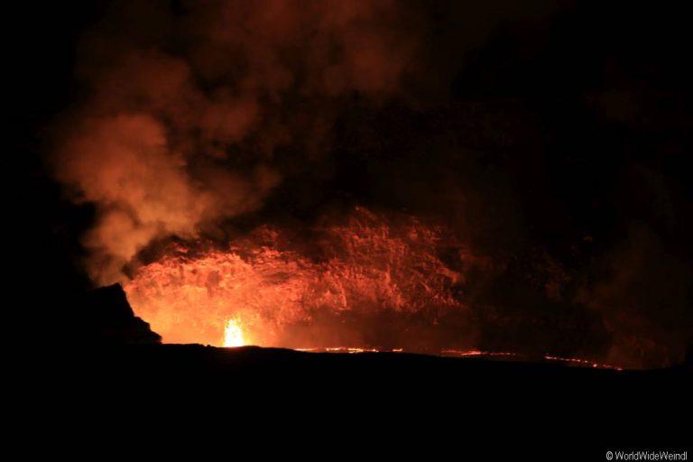 Big Island 470- Volcanos Nationalpark Kilauea Caldera