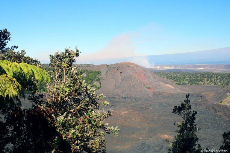 Big Island 475- Kilauea Iki Trail