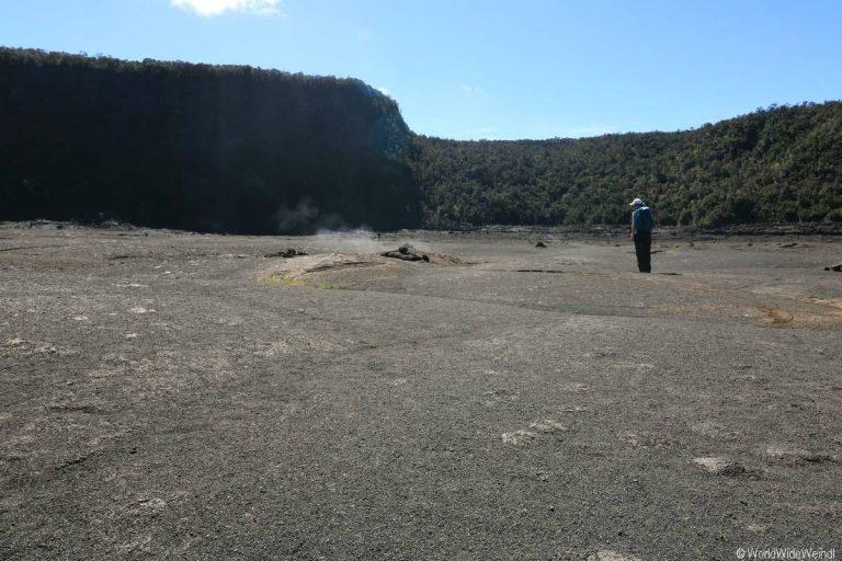 Big Island 525- Kilauea Iki Trail