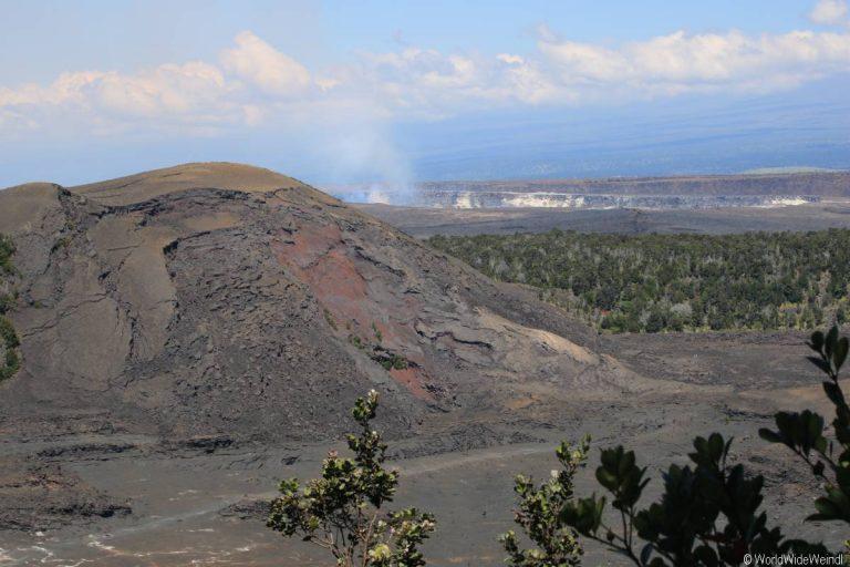 Big Island 535- Kilauea Iki Trail