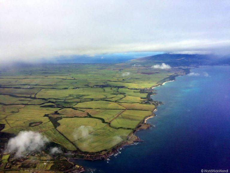 Big Island 75- Anflug Big Island