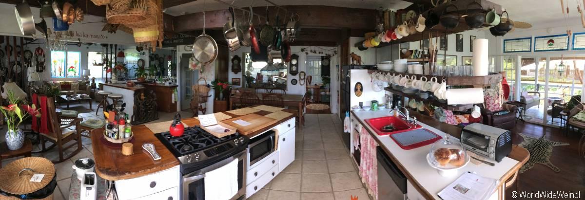 Big Island 85- Unterkunft Hilo